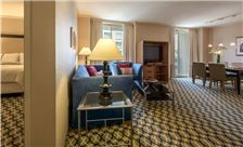One Washington Circle Hotel Room - Executive King Suite