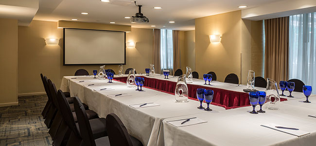 One Washington Circle Hotel Crescent Meeting Room